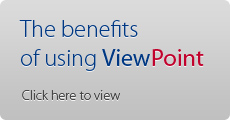 Benefits of using ViewPoint